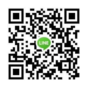 求人専用LINEの二次元バーコード